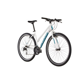 Serious Cedar Hybrid Bike Hybrid white